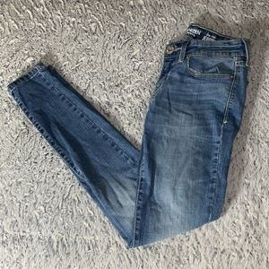 Levi's Low Rise Jeggings (25W)